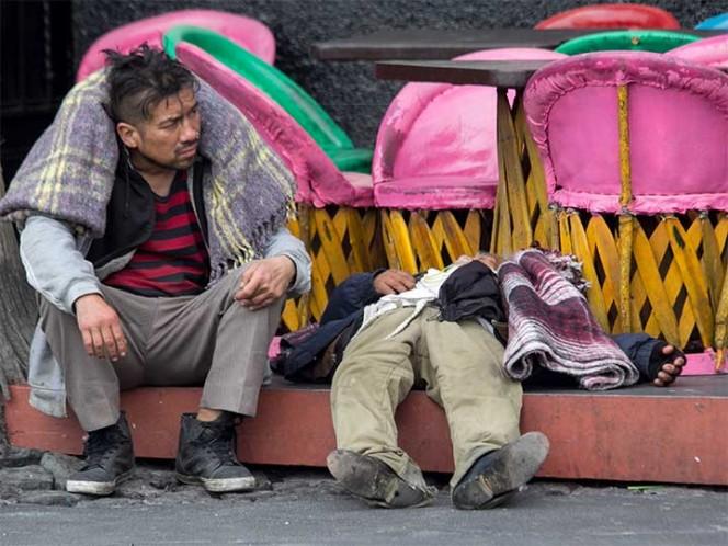 En CDMX, 4 mil viven en situación de calle
