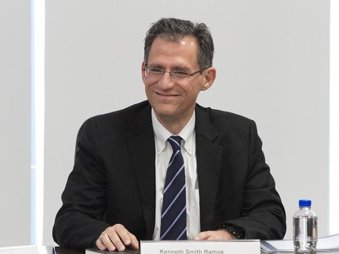 Kenneth Smith, jefe técnico de México en la modernización del TLCAN.