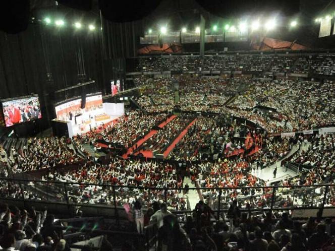 Reunión de Enrique Peña Nieto con ex Presidentes del PRI