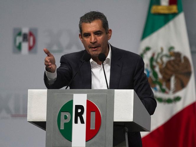 PRI ganará la Presidencia en 2018 — Ochoa Reza