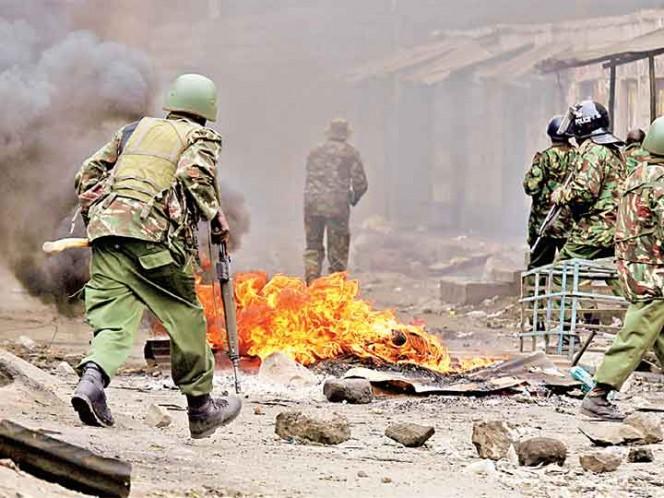 Protestas poselectorales en Kenia dejaron cuatro muertos por disparos — VENEZUELA