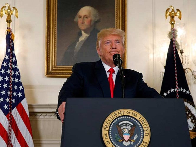 Trump cambia de parecer respecto a Virginia; todos son culpables, dice