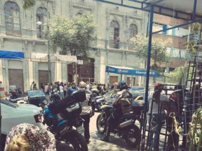Muere joven durante balacera en Tepito