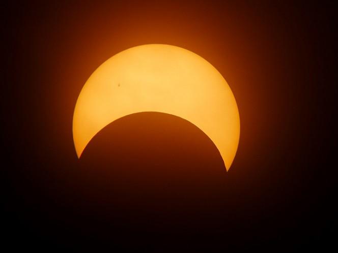 Segob emite información del Eclipse Solar