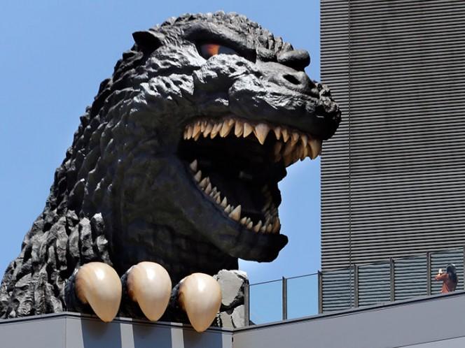 Godzilla provocará cierres viales en el Centro Histórico de la CDMX