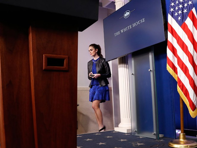 Exmodelo, la nueva directora de comunicaciones de la Casa Blanca