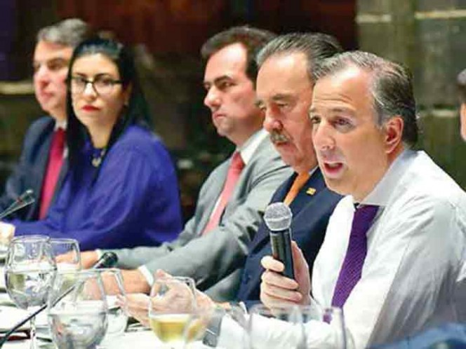 Meade: Paquete Económico 2018 sin sorpresas