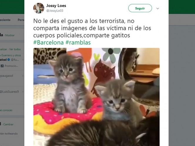 México condena ataque terrorista en Barcelona