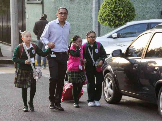 Vigilarán 17 mil policías regreso a clases en CDMX