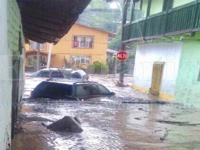 Activa Ejército el Plan DN-III en Guadalupe y Calvo por tormentas