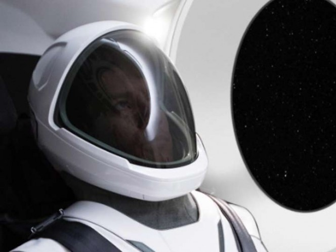 Cómo será el traje que usarán los astronautas de SpaceX