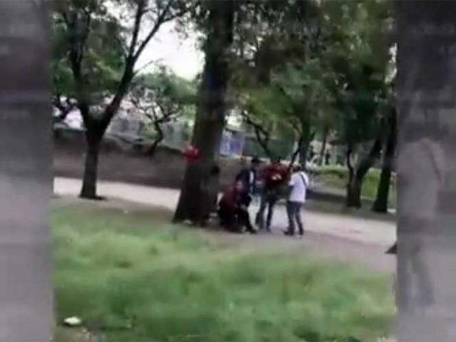 Narcomenudistas agrenden en la UNAM al periodista Humberto Padgett