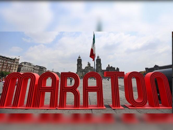 Maratón CDMX, el de más crecimiento en el mundo