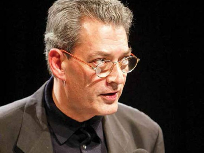 Paul Auster abrirá el Salón Literario — FIL Guadalajara