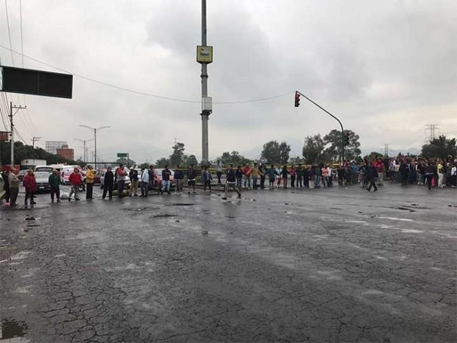 Desbordamiento del Río de los Remedios provoca afectaciones en colonias en Ecatepec