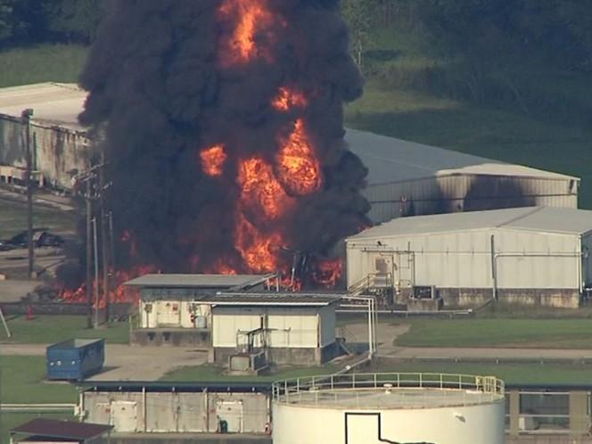 Huracán Harvey: evacúan planta química en Texas por riesgo de explosión