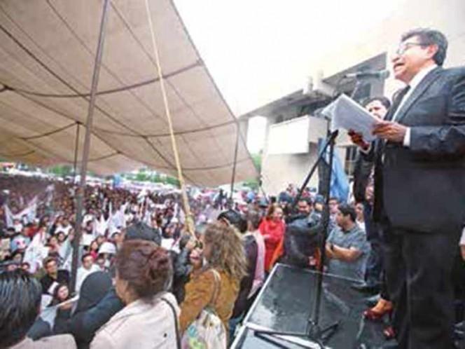 Consejo de Morena rechaza repetir encuestas en CDMX