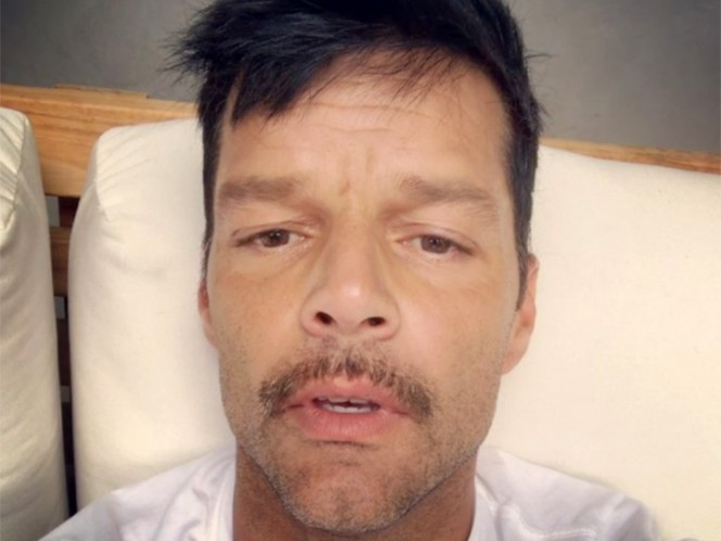 Ricky Martin preocupado ante el huracán Irma