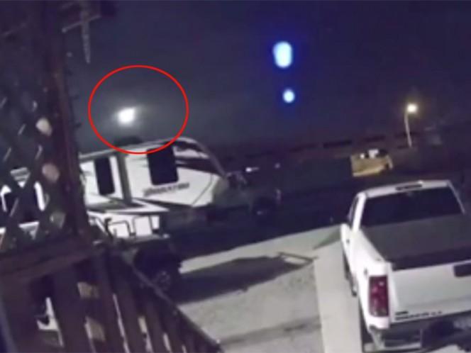 Captan la caída de un meteorito en Canadá (Videos)