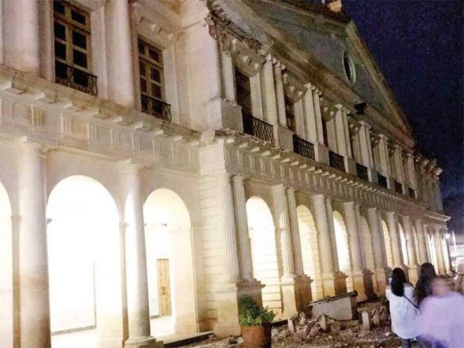 Emiten alerta de Tsunami a costas del Pacífico Mexicano