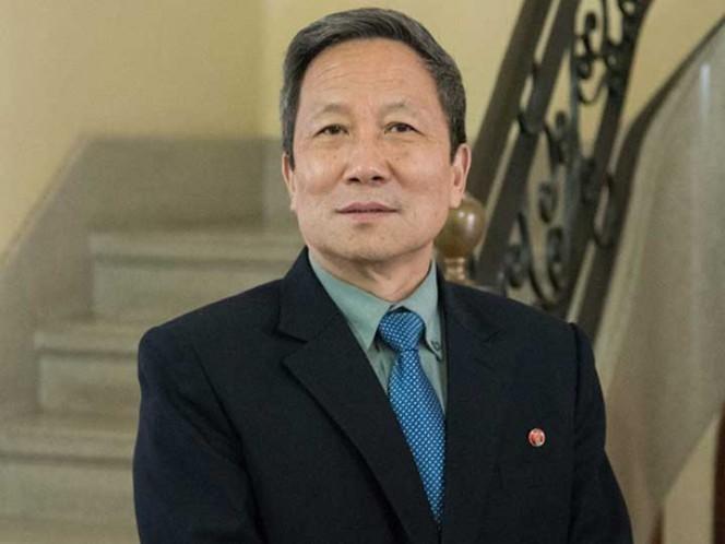 México expulsó al embajador de Corea del Norte