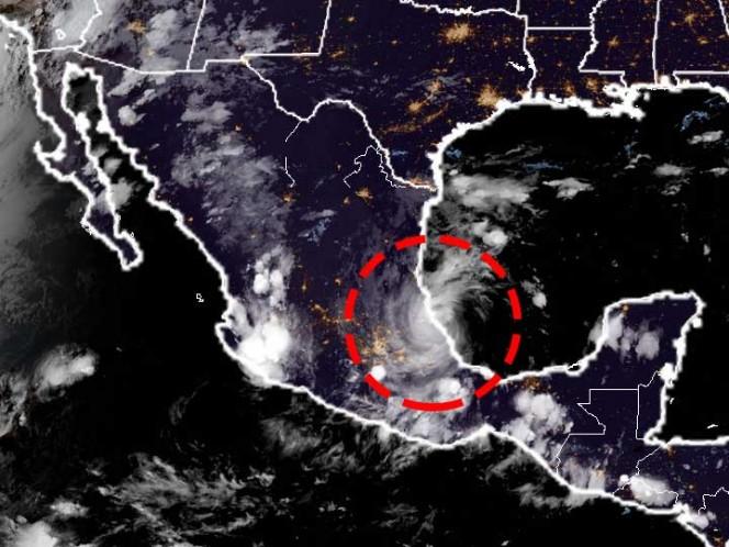 Tras el terremoto, persisten las tormentas intensas en México