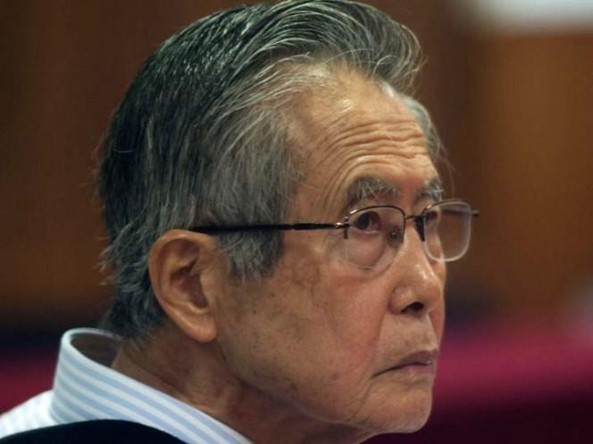Expresidente Fujimori vuelve a sufrir problemas cardíacos y es internado
