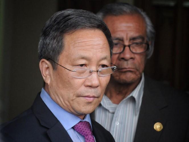 México expulsa a embajador de Corea del Norte