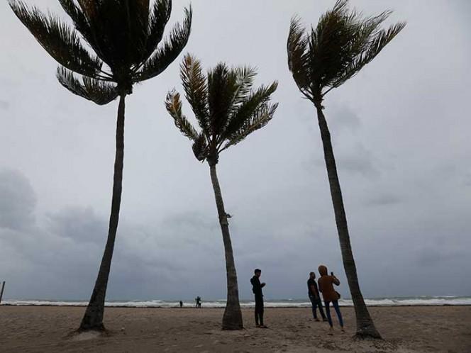 Huracán Irma azota al estado de Florida