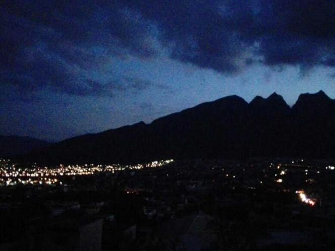 Apagón masivo en Nuevo León, Tamaulipas y Coahuila sin luz