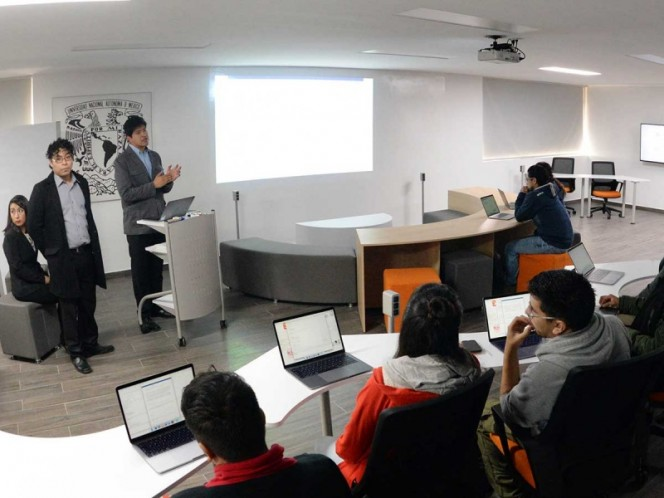 iOS Development Lab en la UNAM.