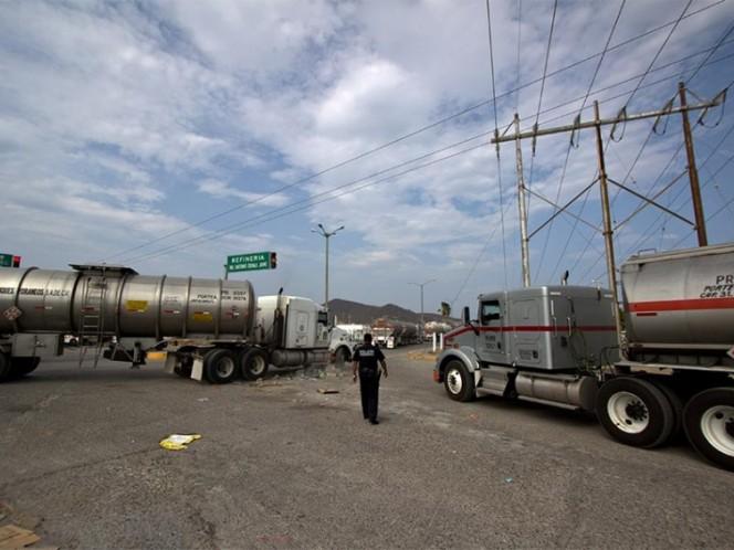 Garantiza Pemex abasto de combustible ante fenómenos meteorológicos