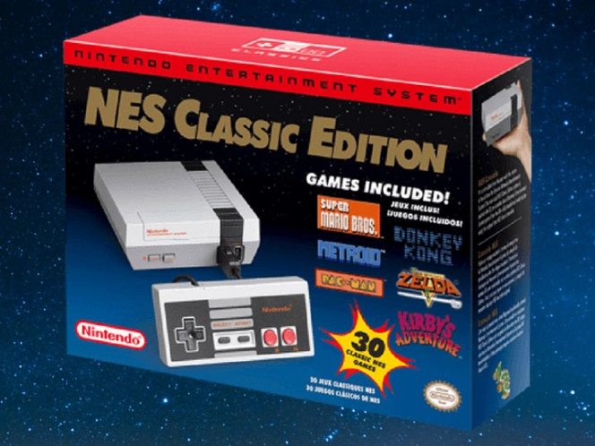 Nintendo ha 'aumentado' la producción de SNES Mini