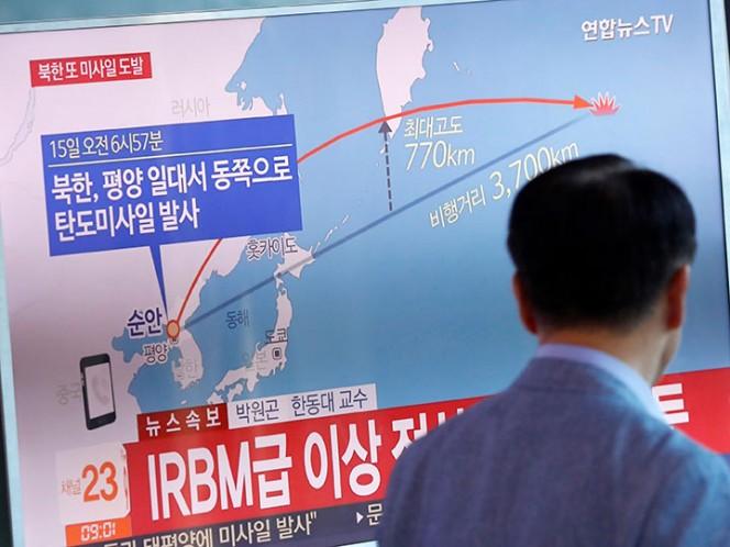 Corea del Norte es una amenaza para todo el mundo — Japón