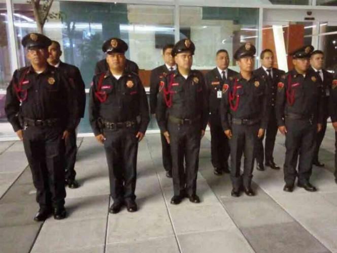 Peña Nieto pasa revista a las tropas que participarán en Desfile Militar