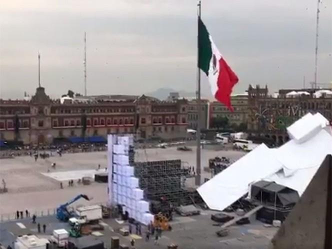 Estos artistas darán el grito en el Zócalo capitalino