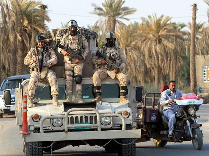 Liberaron una ciudad fronteriza con Siria