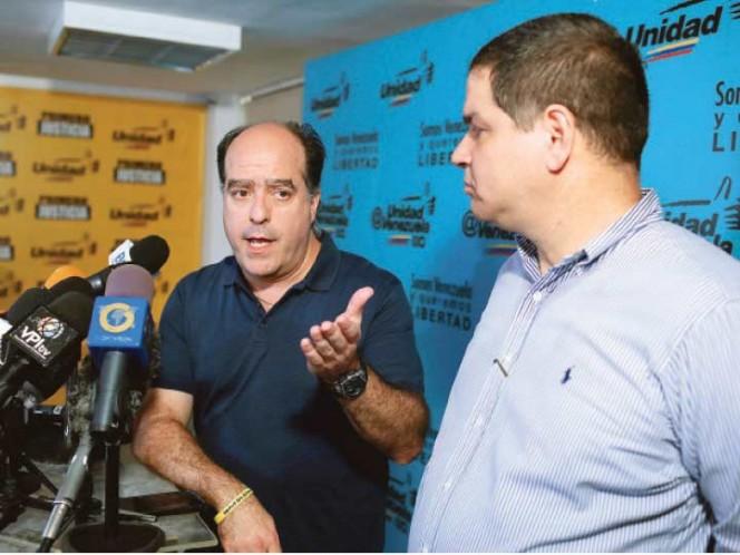 VENEZUELA: Medina: Diálogo en RD busca alcanzar propuesta de paz en Venezuela