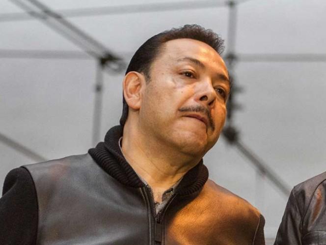 Héctor Serrano se despide de su jefe Mancera con