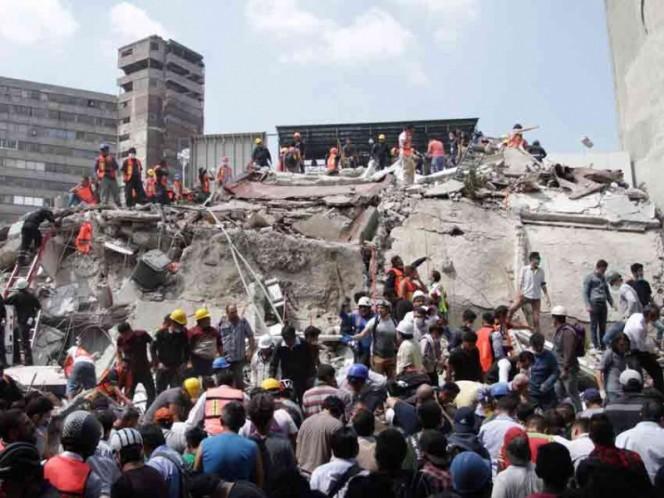 Hasta el momento se registran 23 réplicas del sismo