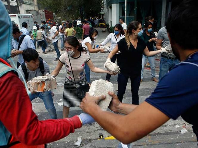 Google habilita un servicio para los afectados — Terremoto en México