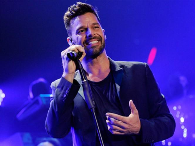 Cancelan concierto de Ricky Martin en Zócalo tras sismo