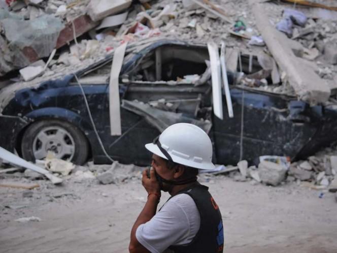 Sismo registrado hoy fue réplica del temblor del 7 de septiembre