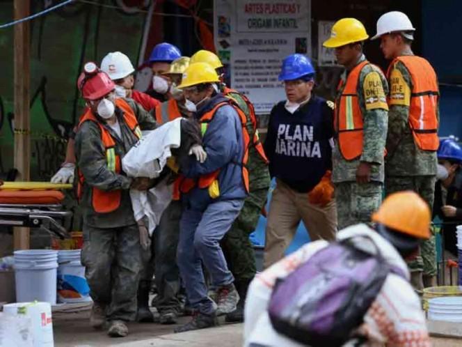 Nuevo sismo de 6,1 grados afectó a Ciudad de México
