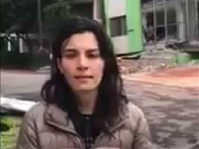 Rescatan el cuerpo de Laura Ramos en Multifamiliar