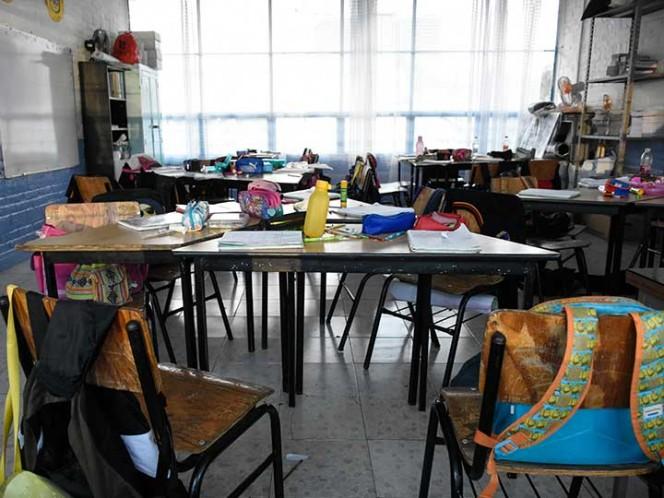 Regresarán a clases 103 escuelas de la capital: SEP