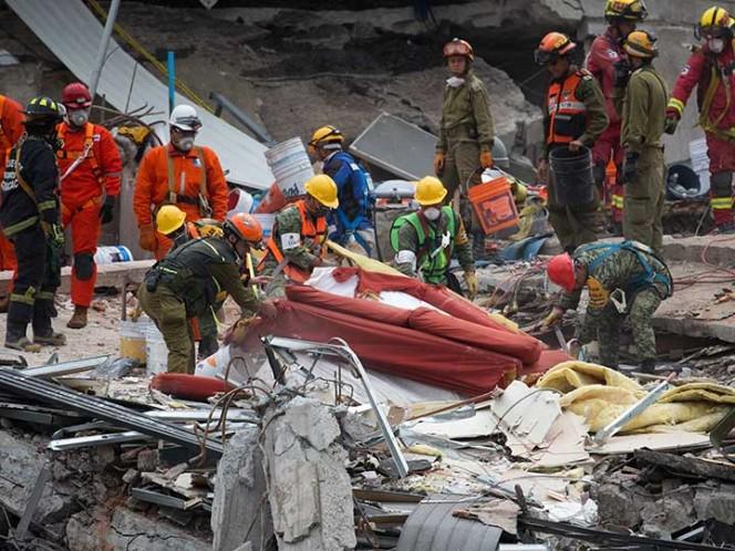 Reportan 2 fallecidas por infarto en CDMX tras sismo de 6.1