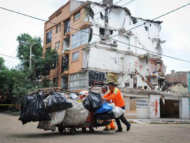 PGJ investiga fraude en edificios colapsados por sismo