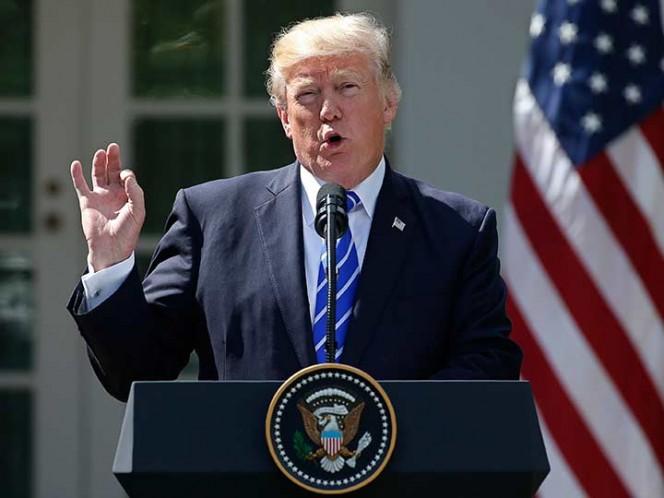 Trump entregó plan de rebaja de impuestos