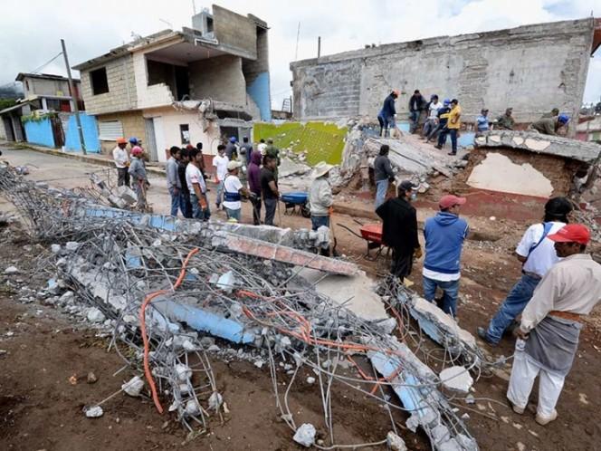 Por sismo, emergencia en los 125 municipios de Edomex